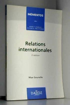 Relations internationales -...