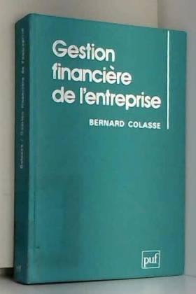 B. Colasse - Gestion Financiere de l'Entreprise