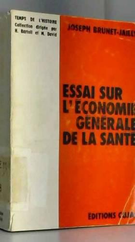 Essai sur l'économie...