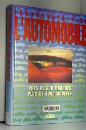 Encyclopédie de l'automobile