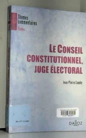 Le Conseil constitutionnel,...