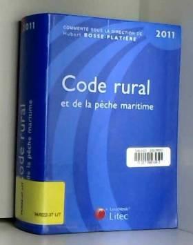 Code rural et de la pêche...