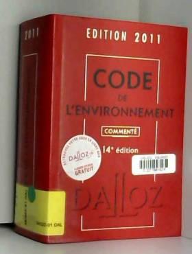 Code de l'environnement 2011