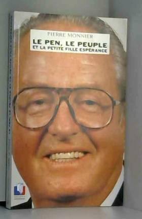 Le Pen, le peuple et la...