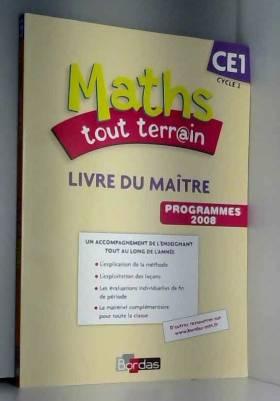 Maths tout terrain CE1 :...
