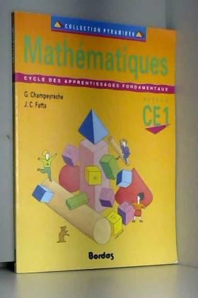 Mathématiques, CE1. Fichier...