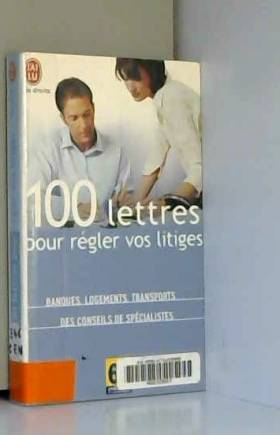 100 lettres pour régler vos...