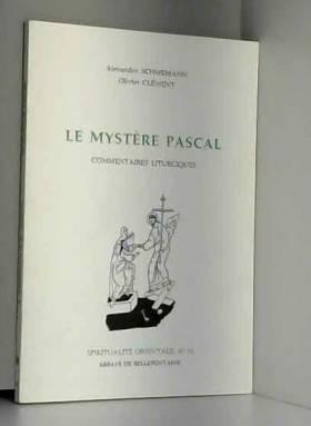 Le Mystère Pascal....