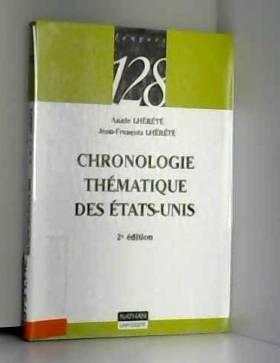 Chronologie thématique des...