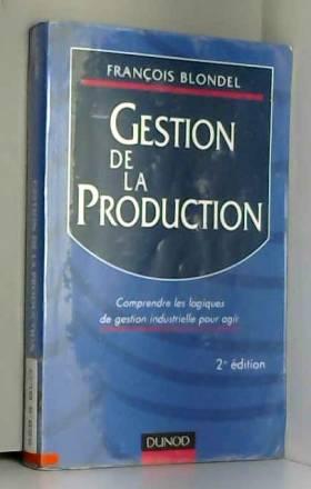 GESTION DE LA PRODUCTION....