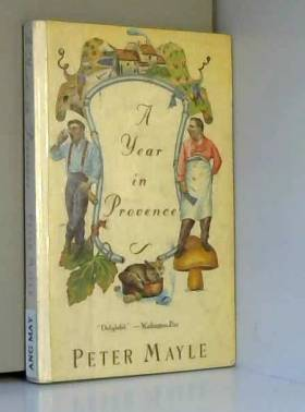(mayle).a year in provence [ Livre importé d´Espagne ]