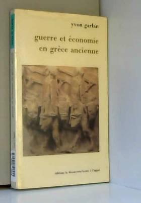 Guerre et économie en grece...