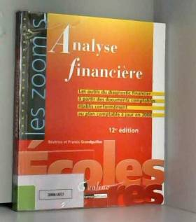 Analyse financière : Les...