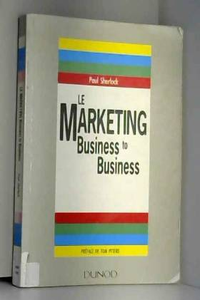 Le marketing : Business to...