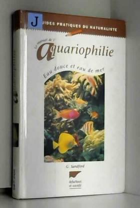 Le manuel d'aquariophilie
