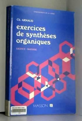 Exercices de synthèses...