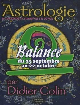Balance : Du 23 septembre...