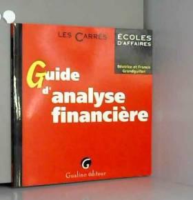 GUIDE D'ANALYSE FINANCIERE