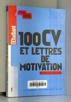 100 CV ET LETTRES DE...