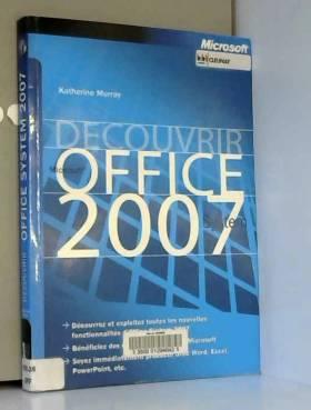 Découvrir Microsoft Office...