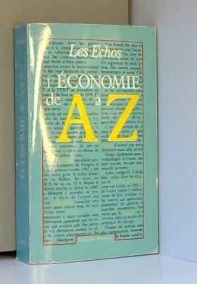 L'Economie de A à Z