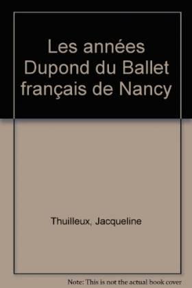 Annees dupond au ballet...