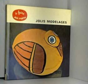 ISOLDE SCHMITT-MENZEL - Jolis modelages