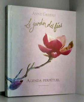 """Agenda perpétuel """"Le Jardin..."""