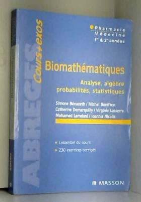 Biomathématiques :...