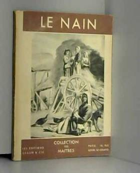 Leymarie Jean - Le nain, collection des maîtres, braune, 1950