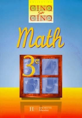 Math, 3e