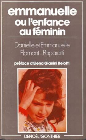 Emmanuelle ou l'enfance au féminin