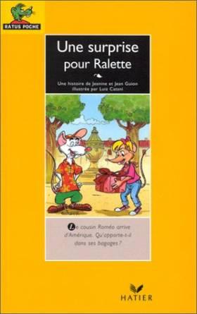 Jean Guion et Jeanine Guion - Une surprise pour Ralette