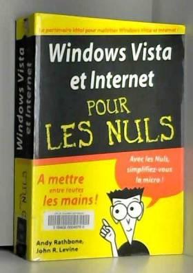 Windows Vista et Internet...