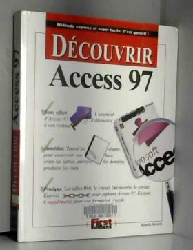Découvrir Access 97