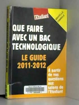 QUE FAIRE AVEC UN BAC...