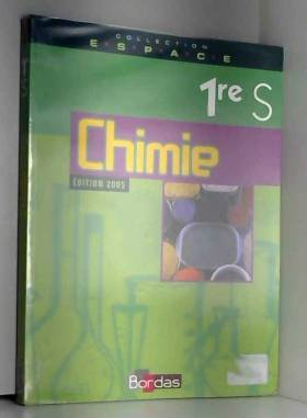 E.S.P.A.C.E. 1re S  Chimie...