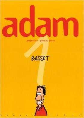 Adam, tome 1 :  Profession,...
