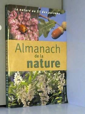 Almanach de la nature...