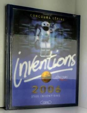 Inventions 2006 : Le livre...