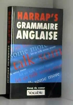 Gert Ronberg et Lexus - Harrap's grammaire anglaise (Coup de coeur Vocable)
