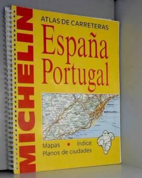 España & Portugal : Atlas...