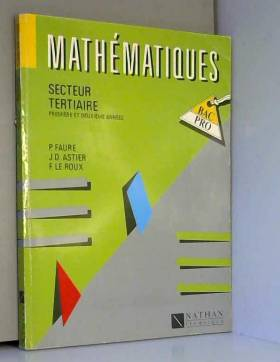 Mathématiques, bac...