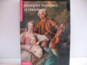Collectif - MUSIQ.BAROQUES & CLASSIQ    (Ancienne Edition)