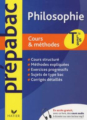 Philosophie Terminale L,...