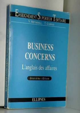 Business Concerns :...