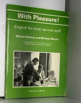 Shiona Harkess - WITH PLEASURE  TEACHERS