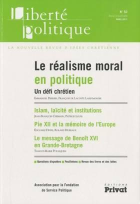 Liberté politique, N° 52,...
