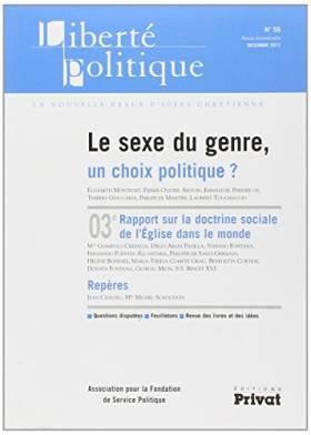 Liberte Politique n°55 : Le...