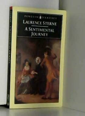 Laurence Sterne - A Sentimental Journey - Through France In Italy